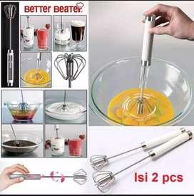 Mixer manual isi 2pcs