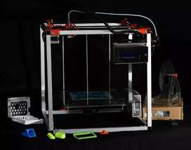 3D PRINTERS AVAILABLE