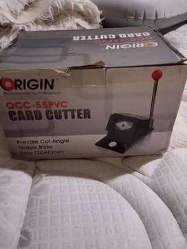 Card cutter merk origin