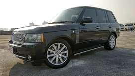 Range Rover Vogue 5.0 Supercharged 2011 NIK 2010  Black on Beige