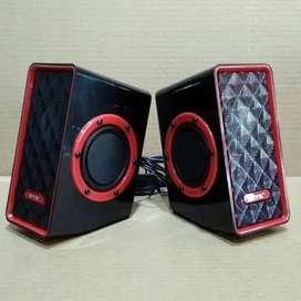Speaker Gaming PC Laptop NYK SP-N02 Super Bass SPN02