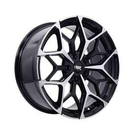 jual velg type hsr wheel HSR-MYTH01-Ring-18x8-H5x1143-ET45-Black-Machi