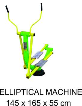 Elliptical Machine Outdoor Fitness Murah Garansi 1 Tahun