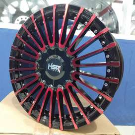 jual velg mobil swift ring 16 ready stock