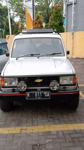 Jual Chevrolet Trooper