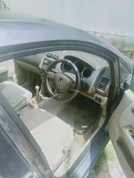 Honda City ZX 2006 Petrol Good Condition some paint
