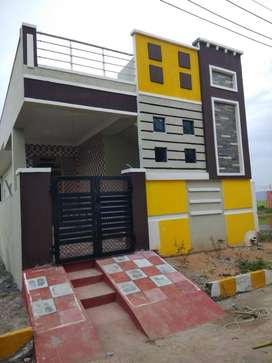2 BHK INDEPENDENT HOUSE IN GATED COMMUNITY