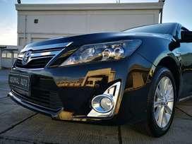 Camry hybrid 2013 hitam istimewa