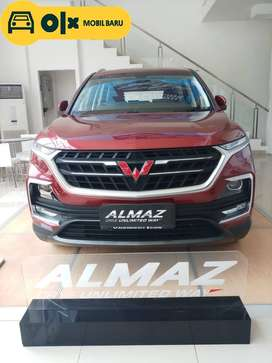 [Mobil Baru] Wuling Almaz 2019 with voice command Bandung
