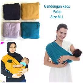 Gendongan Bayi Gendongan Kaos || Geos