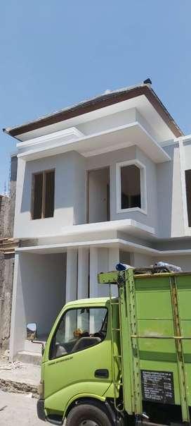 Rumah 2 Lantai Siap Huni Jalan Gutiswa cekomaria denpasar Bali