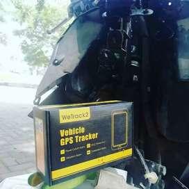 Distributor GPS TRACKER merk wetrack, akurat, simple