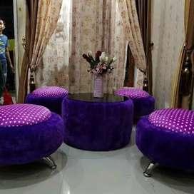 Sofa home made model bakpao