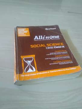All in one guide CBSE class 9social