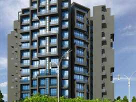 This 2 bhk flat in sector-8 ulwe, mumbai navi is available for sale.