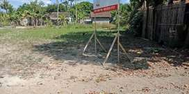 Tanah Kapling dekat Pabrik SGM Klaten Siteplan Rapi Cuma 200 Jutaan