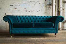 Chesterfield Sofa set SIX SEATER 12 different Designs