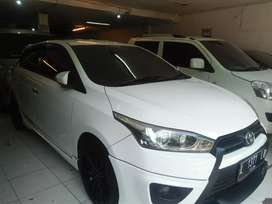 Toyota All New Yaris S TRD Matic thn 2015 kondisi Istimewa