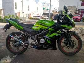 Dijual cepat Kawasaki ninja KRR