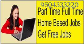 Part time Work in Dhanbad