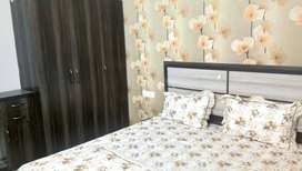 FULLY FURNISHED 2BHK FLAT ONLY IN 23.90 IN MOHALI,SECTOR 127