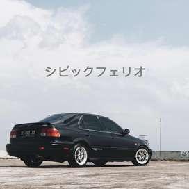 Honda Civic Ferio SO4 1997 Manual