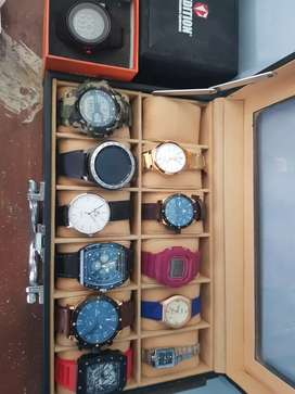 Jam tangan Pria Ori AC, Expedition, eiger, Valentino rudy