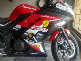 Heavy bike 300clatest madel at force motor sports