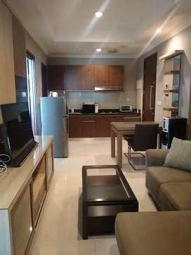 Sewa apartemen Denpasar residence 1br full furnish