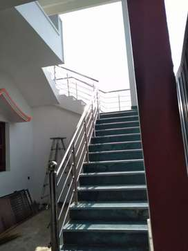 GYAN BHARTI RESIDENTIAL ROAD 2 room flat with front facing balcony.