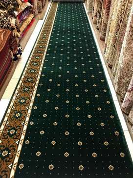 Ada Karpet masjid impor motif keren obras ditempat