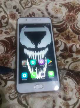 oppo f1s in mint conditions having crack on screen