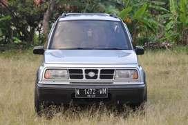 Suzuki Sidekick 1997 Full Orisinil Low Kilometer