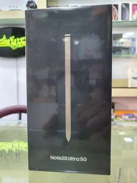 Samsung Galaxy Note20 ultra 12gb 256gb brand new sealed