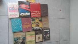 Buku-buku ilmu rekayasa tahun 50-70an