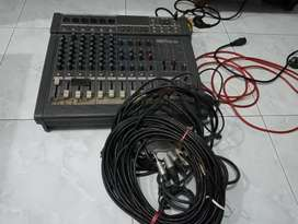 INTER-M 14 Channel Stereo Mixer Model : MX-642