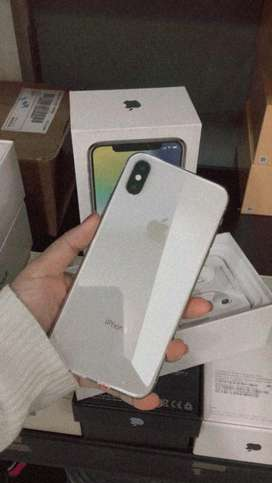 iphone x 64 gb 256 gb Second x inter fulset