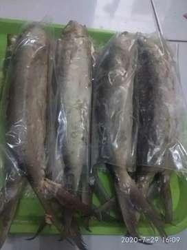 Ikan bandeng gepuk