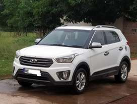 Hyundai Creta 1.4 S Plus, 2017, Diesel