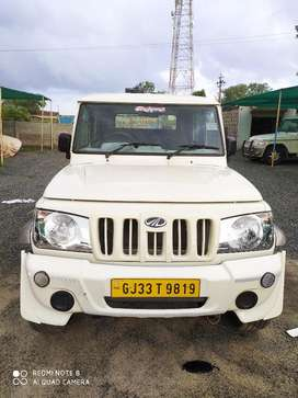 Mahindra Bolero LX 4WD BS III (For Govt Only), 2016, Diesel