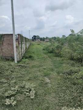 PLOTS FOR SALE WITH 18 FEET ROAD ON NH 28