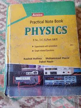Practical note books