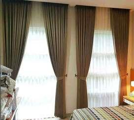 Gorden hordeng gordyn Curtains 317 nuansa keindahan yang dinamis