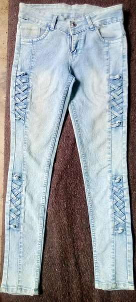 women's stylish jeans(combo)