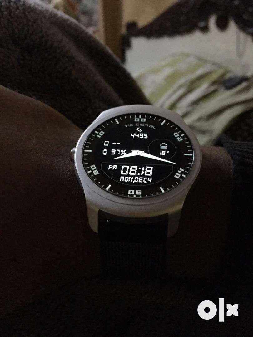 Ticwatch smart watch 0