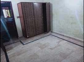 1 room with attached washroom available in a flat for bachelors