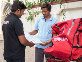 need delivery boy in Ambala