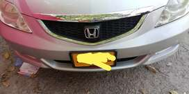 Sale of Honda City Car, Good Condition, Use under doctor.