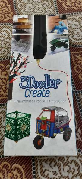 3doodler create 3d printing pen black (Original)