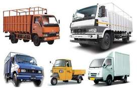 All types of vehicle for transporting service, Material, Shifting, etc
